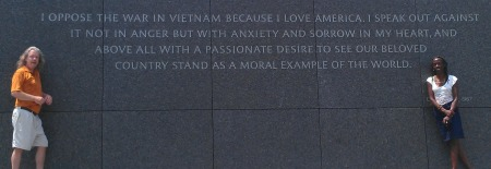 Dr King Wall Couple