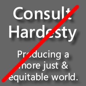 Consult Hardesty X
